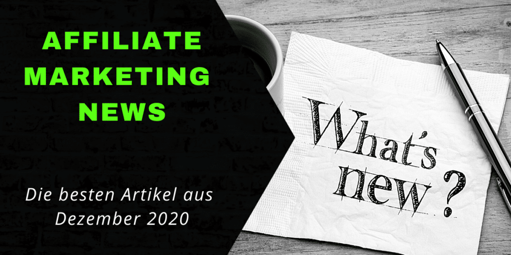 Affiliate Marketing News
